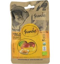 Mango deshidratat bio, 30g Juan Valdez