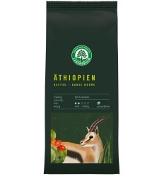 CAFEA BIO BOABE ETIOPIA, 100% ARABICA 250G LEBENSBAUM