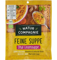 Supa crema Bio de linte, 60 g NATUR COMPAGNIE