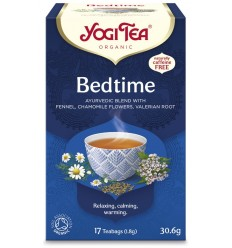 Ceai Bio DE SEARA, 17 pliculete - 30.6 g Yogi Tea