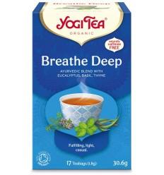 Ceai Bio RESPIRAŢIE PROFUNDĂ Yogi Tea