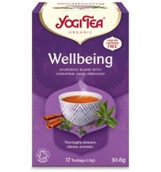 Ceai Bio MEREU TÂNĂR Yogi Tea