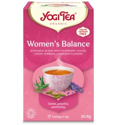 Ceai Bio ECHILIBRUL FEMEILOR Yogi Tea