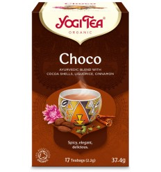 Ceai Bio CHOCO Yogi Tea