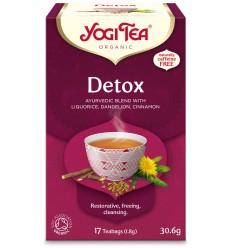 Ceai Bio DETOXIFIANT Yogi Tea