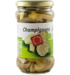 Green Organics - Ciuperci Champignon Bio, 330g/170g
