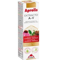 EXTRACT A-V DE PROPOLIS, PLANTE SI ULEIURI ESENTIALE, 30ML APROLIS