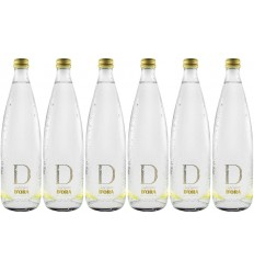 6 x Gold Water D'ORA, pure vitality, 6x750 ml