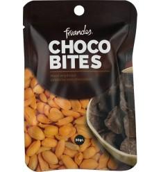 Alune invelite in ciocolata, bio, 30g Juan Valdez