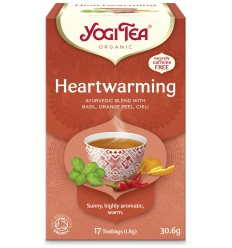 Ceai Bio BUCURIA VIEŢII Yogi Tea