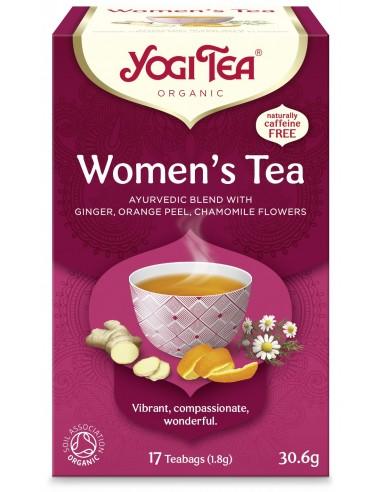 Ceai  Bio PENTRU FEMEI Yogi Tea