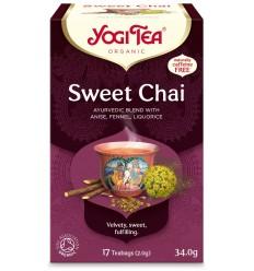 Ceai Dulce Bio - Yogi Tea
