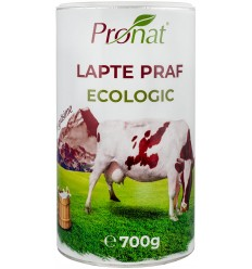 Lapte praf Bio 26% grasime, 700g