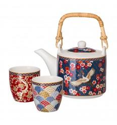 Set de ceai Atmosfere 0.6l in cutie de cadou