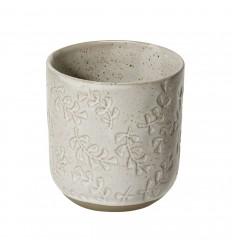 Cana din ceramica 0.2l, cu design tendril