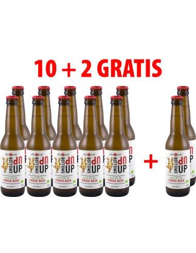 BOTTOMS UP - 10+2 GRATIS BERE BIO DE...