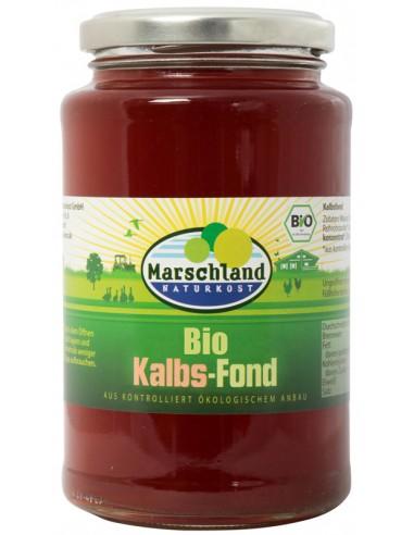 Baza pentru supa de vita bio, 390 ml...