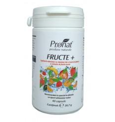 Fructe plus 60 capsule