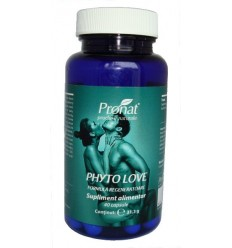 Phyto Love - formula regeneratoare 60 capsule