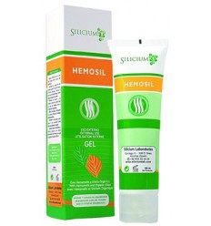 Hemosil - Gel contra hemoroizilor, 100ml