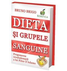 DIETA ŞI GRUPELE SANGUINE
