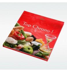 """Carte cu reţete culinare rapide """"Top Chrono"""""""