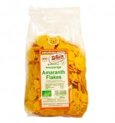 Fulgi de amaranth ecologic, fara gluten, 250 g