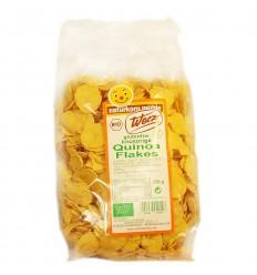 Fulgi de quinoa ecologica integrala, fara gluten, 250 g