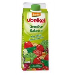 VOELKEL - Cocktail de legume ecologic, 0,75 l