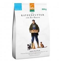 DEFU BIO Hrana pentru pisici adult peste 800 g