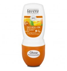 LAVERA - Deo Roll natural 24h Orange Feeling, 50 ml