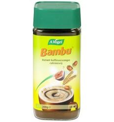 A. VOGEL - BAMBU- Cafea BIO instant din fructe şi cereale, 200g