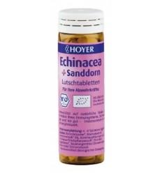Hoyer – Echinaceea și cătină - Tablete Masticabile, 60 de Tablete