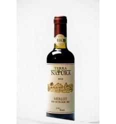 Vin BIO Merlot, 375 ml
