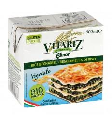 ALINOR Vitariz – Sos BIO bechamel pe bază de orez, 500 ml
