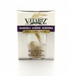 ALINOR Vitariz – Băutură BIO de orez cu migdale, 200 ml