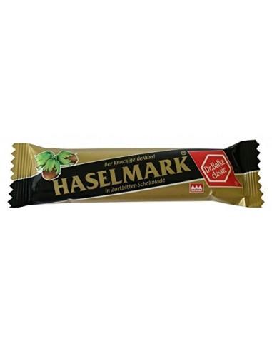 Dr. Balke – Baton cu alune învelit în ciocolată neagră, 40 g
