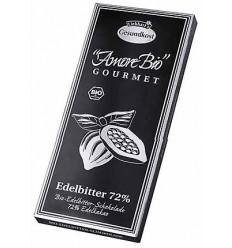 LIEBHART'S AMORE BIO – Ciocolată neagră, 72% cacao, 100 g