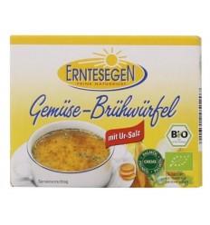 Erntesegen - Cuburi ecologice pentru supă, cu legume, 66g (6x11g)