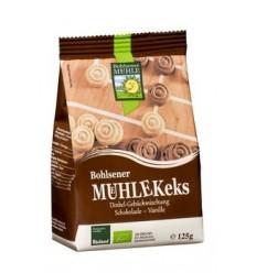 Bohlsener Mühle – Covrigei bio/ecologici dulci cu alac, 125g