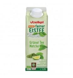 Voelkel - Icetea BIO cu ceai verde, 1,0L