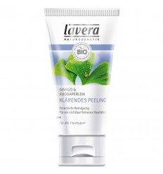Lavera - Gel bio exfoliant purificator, 50ml