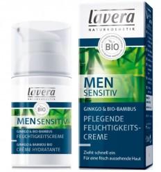 LAVERA – MEN Sensitiv – Cremă hidratantă și hrănitoare, 30 ml