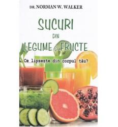 Sucuri din legume și fructe, Dr. Normann W. Walker