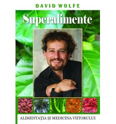 Superalimente, David Wolfe