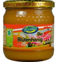Bio-Leben – Miere Bio polifloră, 500g
