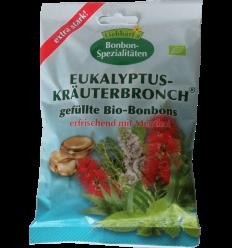 LIEBHART 'S – Dropsuri BIO cu eucalipt și plante, 100g