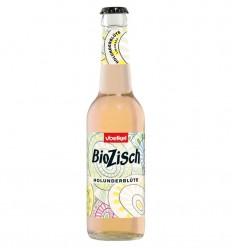 Voelkel - Băutură carbogazoasă BIO din flori de soc, 330ml