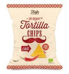 TRAFO - Tortilla BIO cu Chilli, 75 g