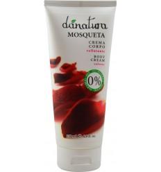 Danatura - Crema de corp cu ulei de trandafir, 200ml